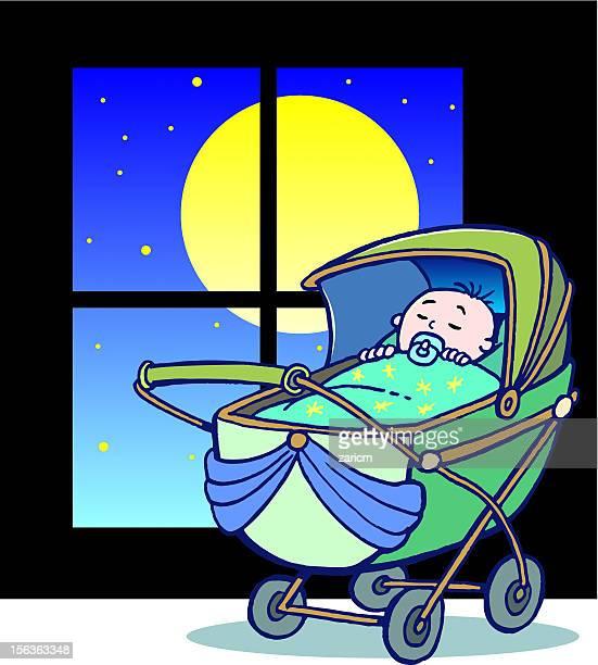 ilustrações, clipart, desenhos animados e ícones de bebê - baby blanket