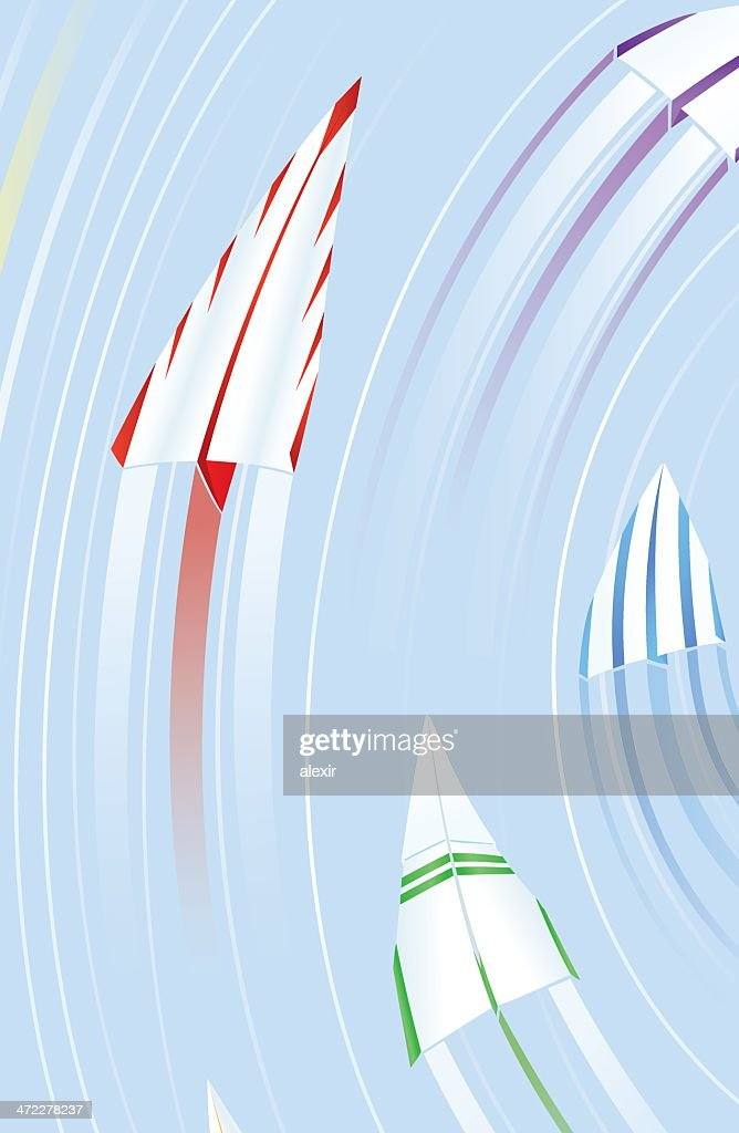 Back In The Fast Lane : stock illustration