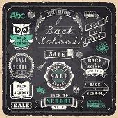Back to School Badges