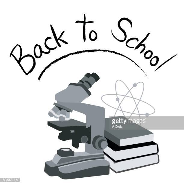 Back To School Microscope