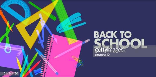 back to school - high school stock illustrations, clip art, cartoons, & icons
