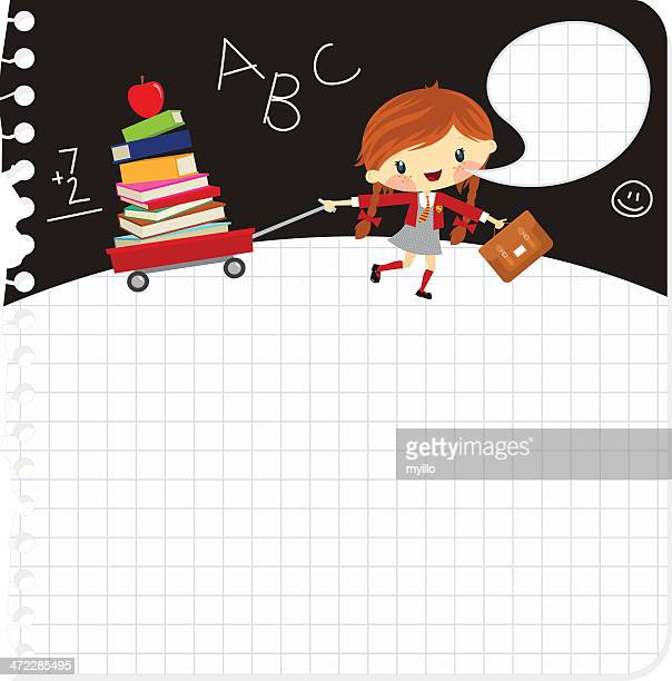 back to school - school uniform stock illustrations, clip art, cartoons, & icons