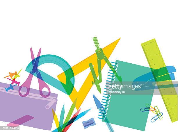 back to school - protractor stock illustrations, clip art, cartoons, & icons