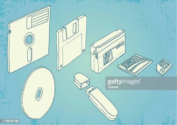 Back to the Future - Digital Storage