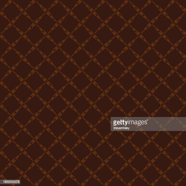 Background - Brown Fishnet