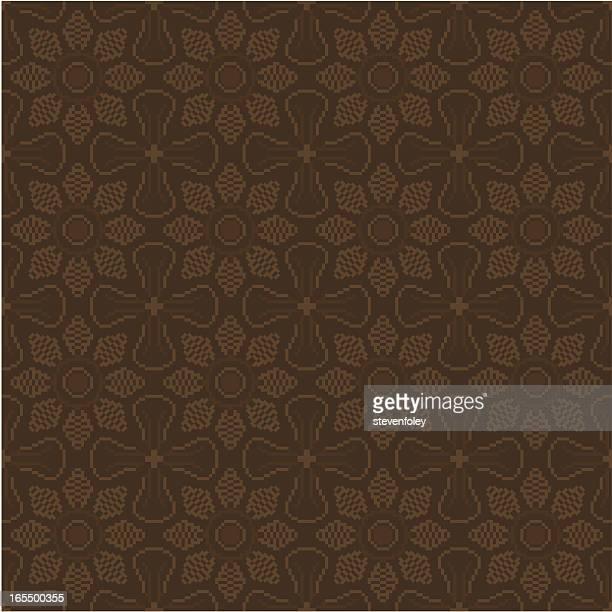 Background - Flower Pattern