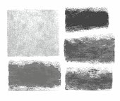 Background, graphite pencil, charcoal, texture, frame, banner, white background.