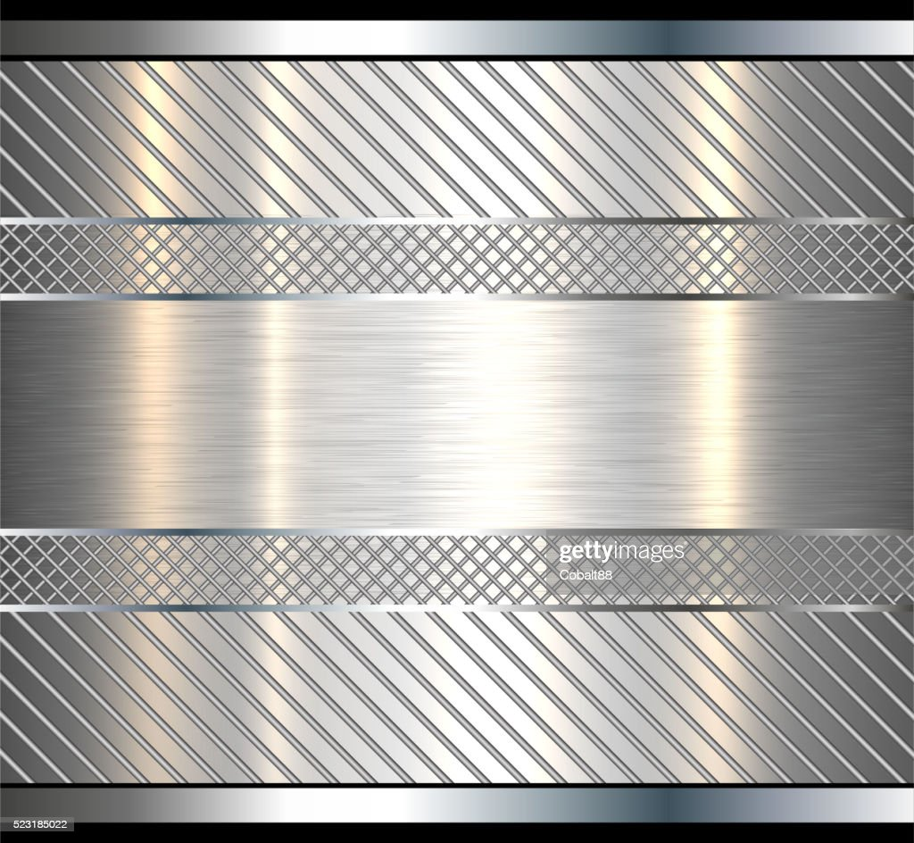 Background metallic with metal texture