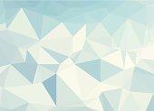 Background modern texture triangle geometry winter joy