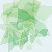 Background of geometric shapes.