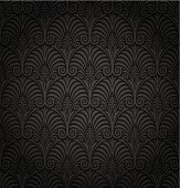 Background of seamless art nouveau pattern