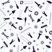 background of the tools