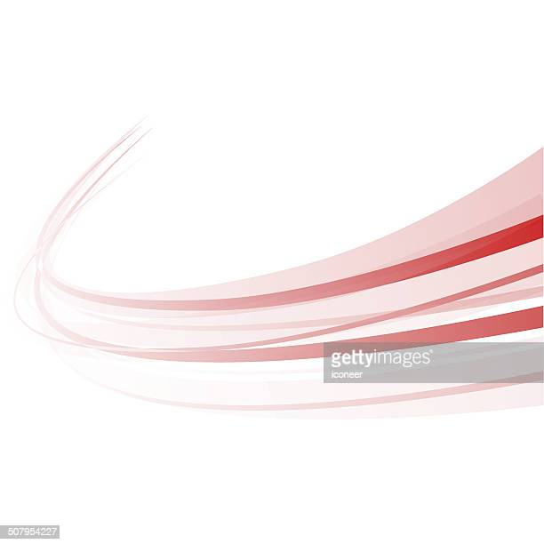 Background swirl red