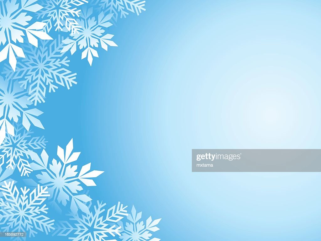background template with a snowflake border vector art getty images