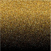 background with gold gradient texture on black backdrop