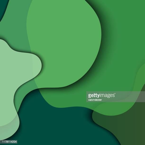 ilustraciones, imágenes clip art, dibujos animados e iconos de stock de fondo con movimiento y colores abstractos - cuadrado composición