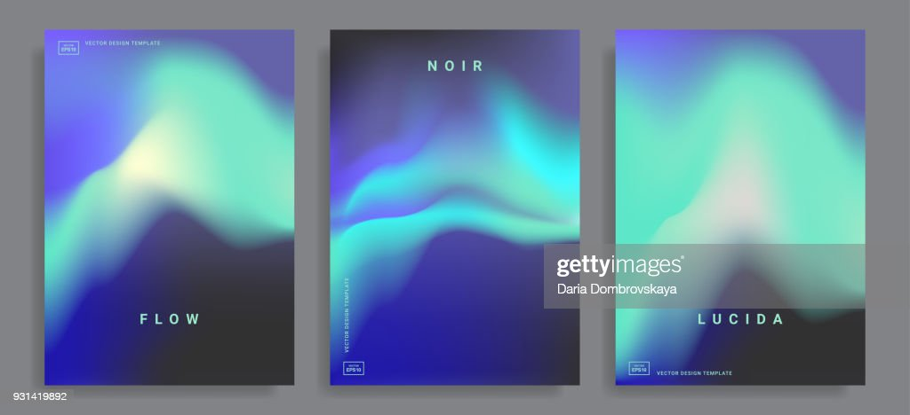 backgrounds with vibrant gradient