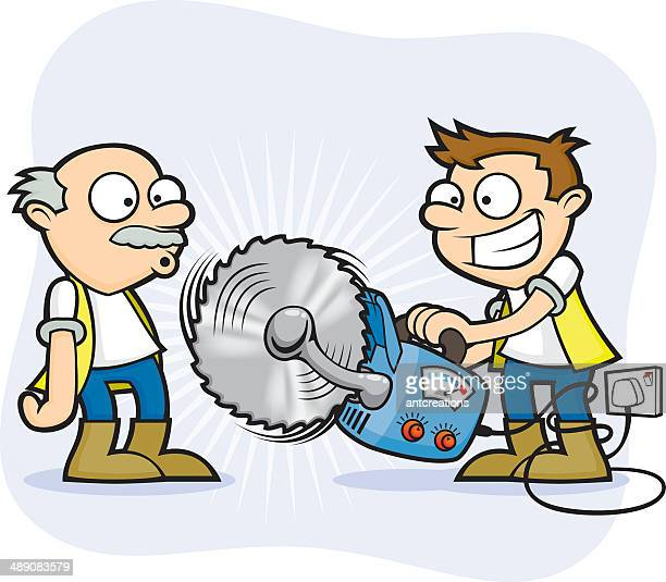 Power Tool Stock Illustrations And Cartoons Getty Images