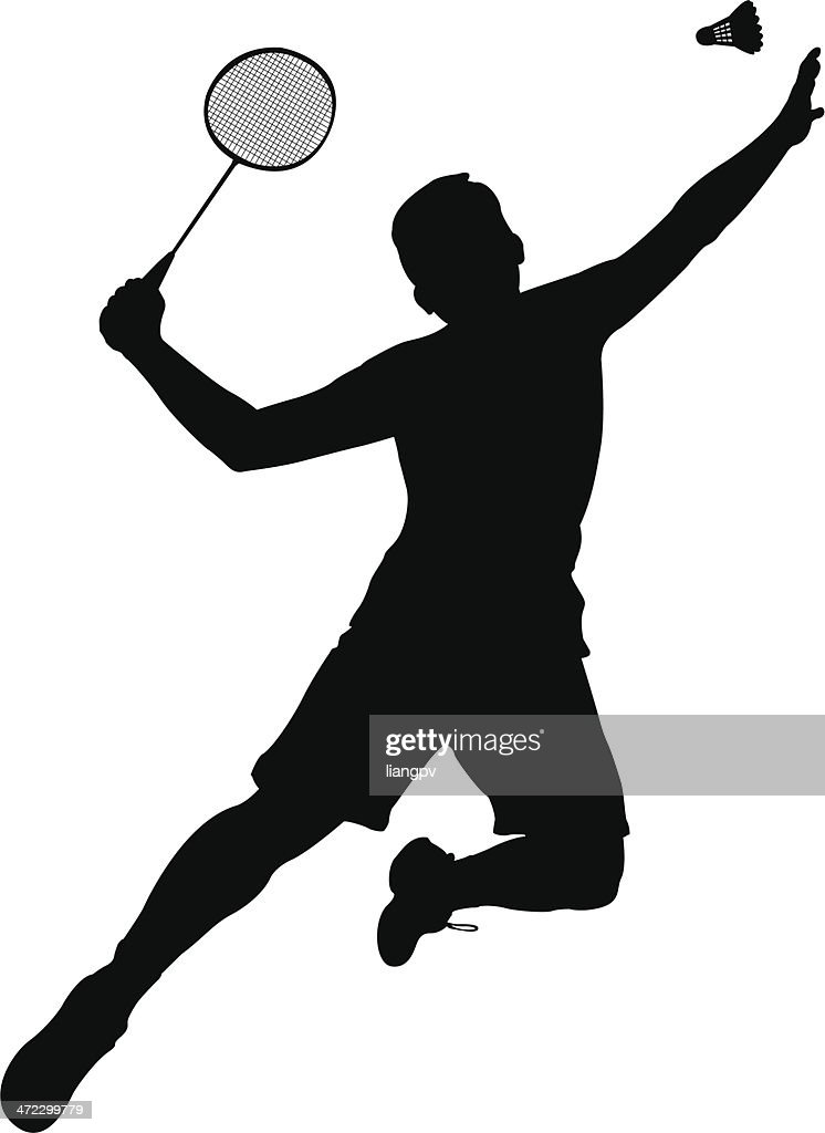 View Badminton Vector Pictures