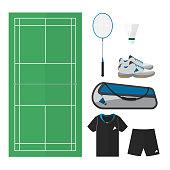 Badminton things 001.