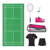Badminton things 002.