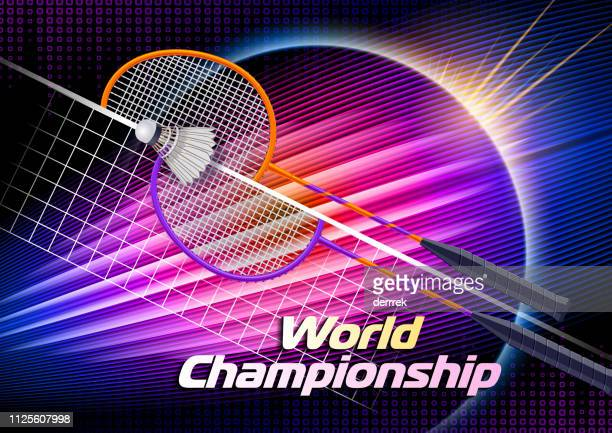badminton - bookmakers stock illustrations, clip art, cartoons, & icons