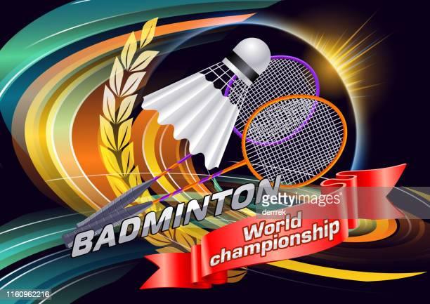 badminton - dueling stock illustrations, clip art, cartoons, & icons