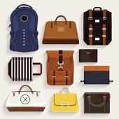 Bag Illustrate