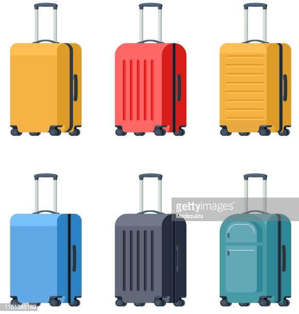 baggage - luggage stock illustrations