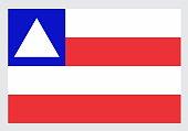 Bahia State flag