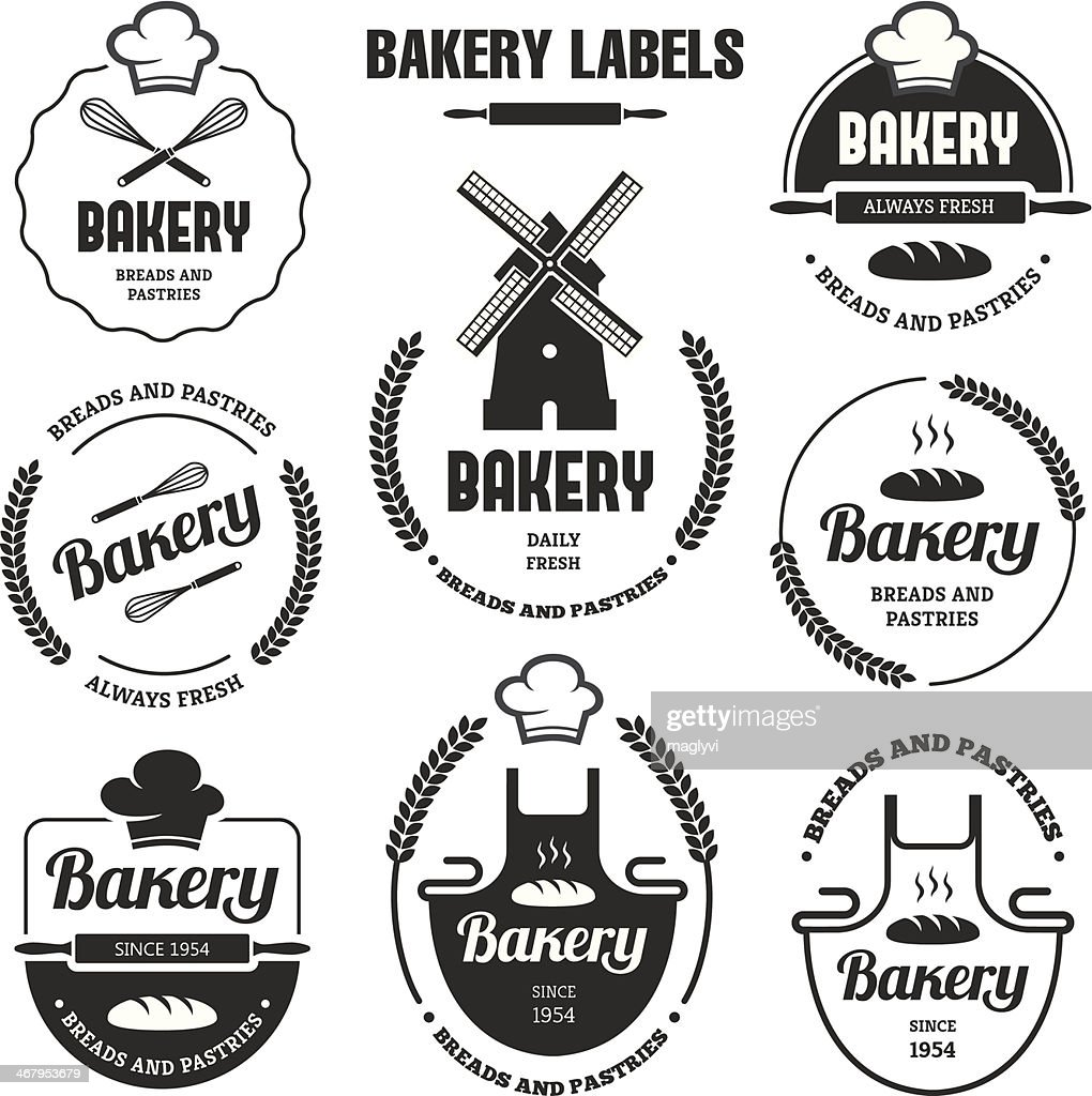 Bakery labels 1