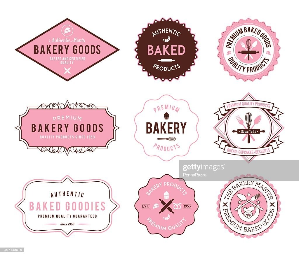 Bakery pink