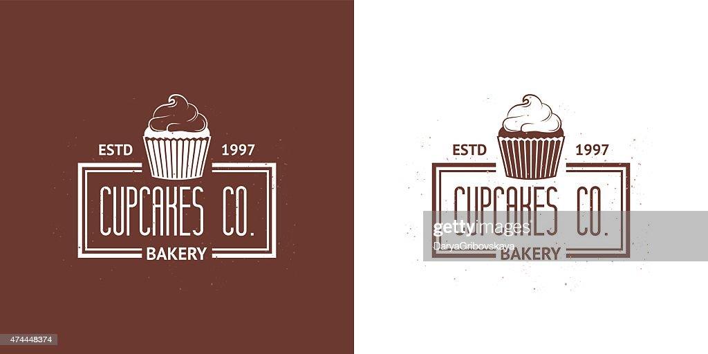 Bakery Vector Vintage Logos