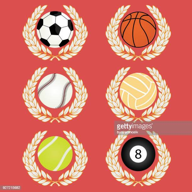 ball series - pool ball stock illustrations, clip art, cartoons, & icons