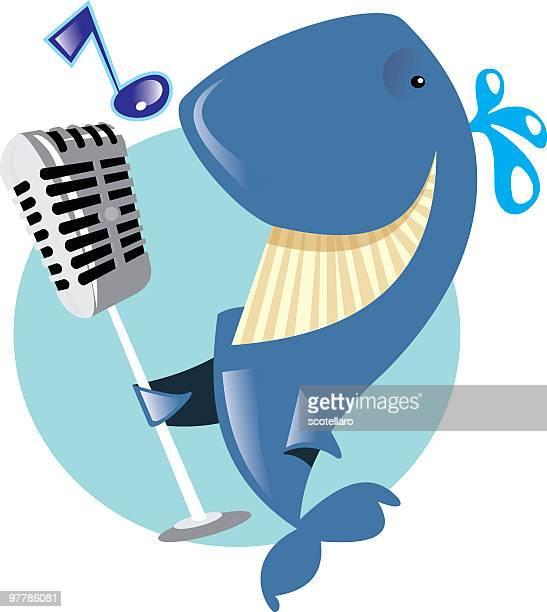 Ballena cantando