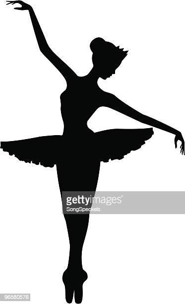 60点のバレエのイラスト素材クリップアート素材マンガ素材アイコン