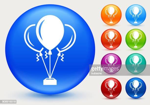 balloons. - maroon stock illustrations