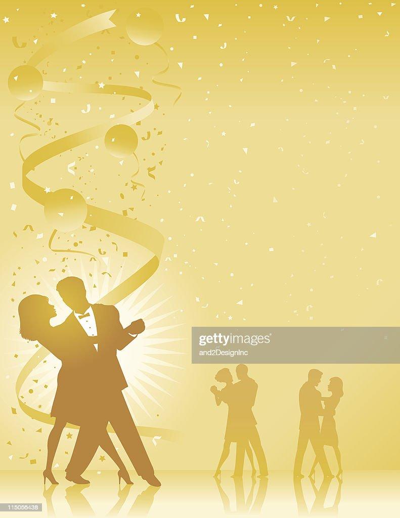 Ballroom celebration