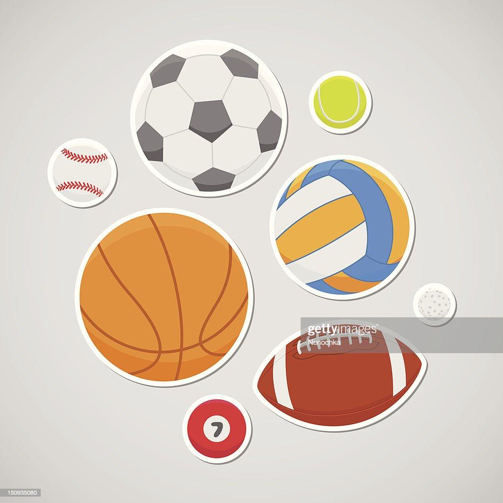 Balls (sticker)
