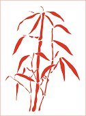 Bamboo Leaves ( Vector )