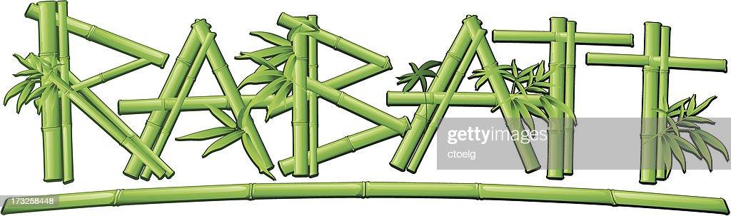 Bambus Rabatt