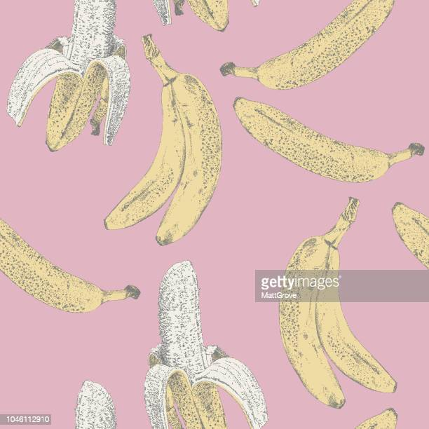 Banana Repeat Pattern