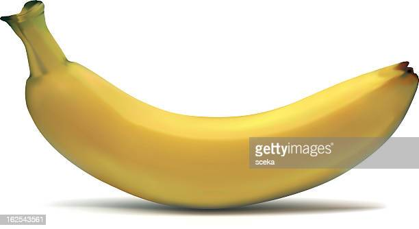 banana - clip art stock illustrations, clip art, cartoons, & icons