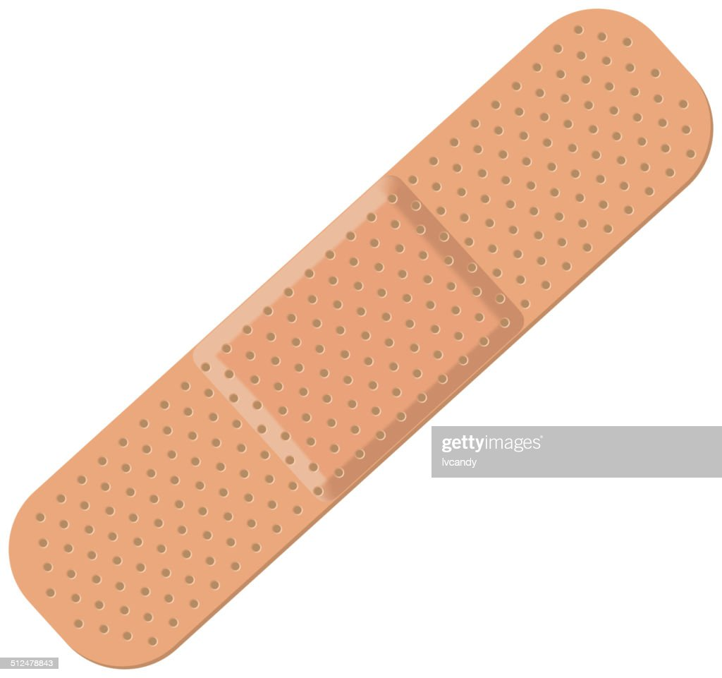 band aid vector art getty images rh gettyimages com doc mcstuffins band aid vector band aid logo vector