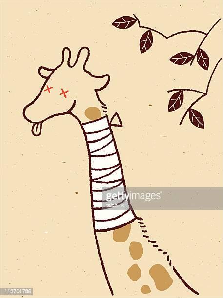 Bandagen-giraffe
