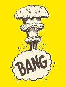 Bang Mushroom Cloud