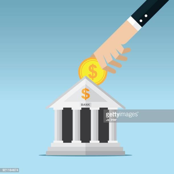 Bank saving