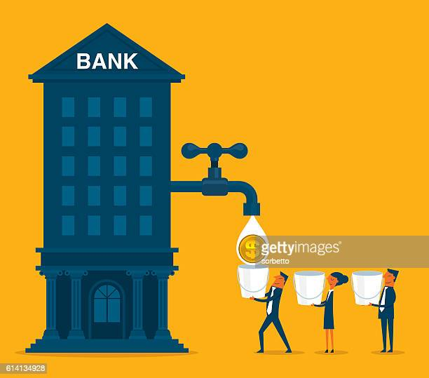 banking - fund manager stock illustrations, clip art, cartoons, & icons