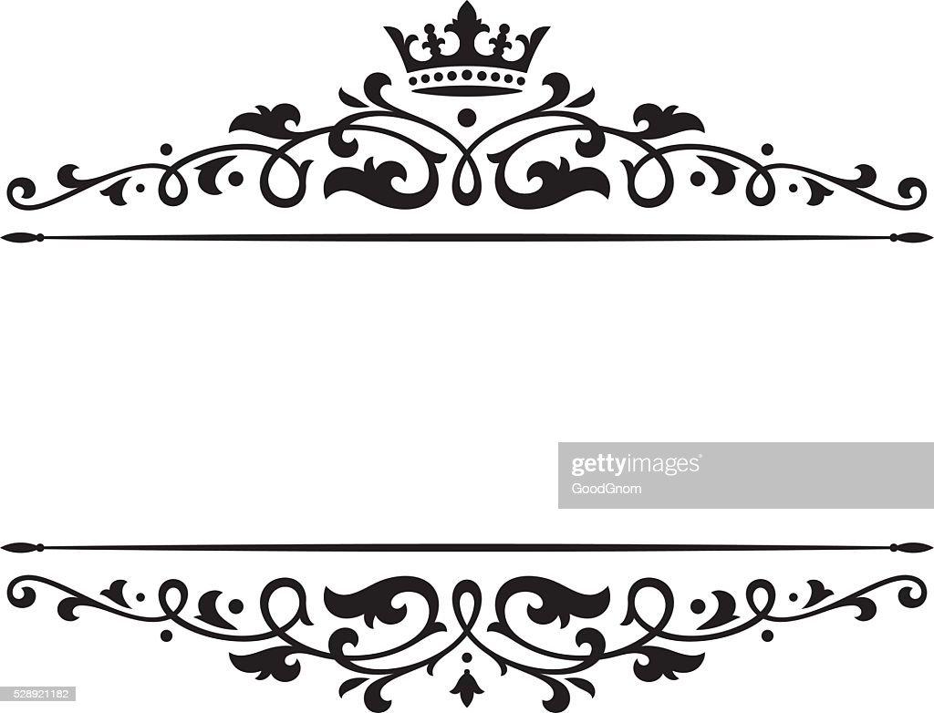 Banner crown