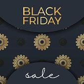banner for sale black friday dark